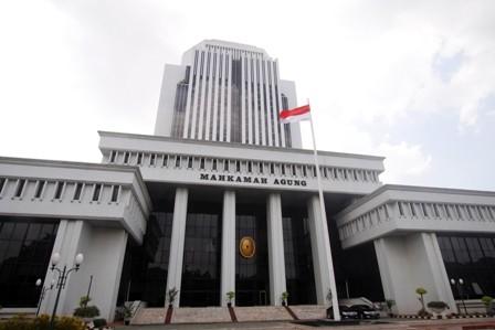 SURAT EDARAN TENTANG LAPORAN TAHUNAN MAHKAMAH AGUNG REPUBLIK INDONESIA TAHUN 2020