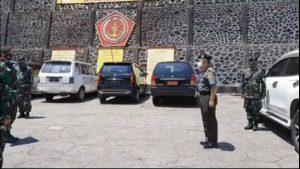 Kunjungan Tim Assesor Akreditasi Penjaminan Mutu Badan Peradilan Militer dalam rangka Surveillance Akreditasi Penjaminan Mutu di Pengadilan Militer III-19 Jayapura