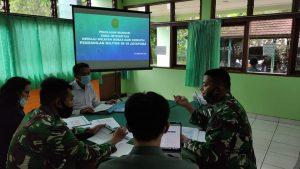 Penilaian Mandiri Pelaksanaan Pembangunan Zona Integritas di Pengadilan Militer III-19 Jayapura