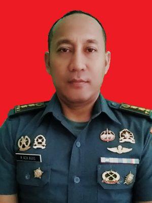 Hakim Militer Letkol Chk R.Ach. Agus Purno Wijoyo, SH