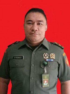 Panitera Mayor Chk Dearby Tatulus Peginusa, S.H