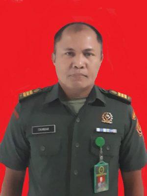 Sekretaris Kapten Chk Iskandar, S.H., M.H
