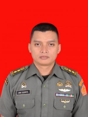 Hakim Militer Letkol Chk Arif Sudibya, S.H.