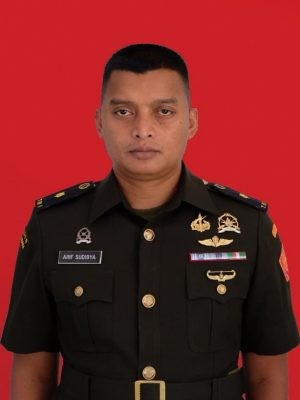 Hakim Militer Mayor Chk Arif Sudibya, S.H