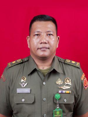Hakim Militer Mayor Chk Dandi A Sitompul, S.H.