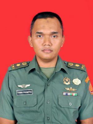 Hakim Militer Mayor Chk Tabah Prasetya, SH