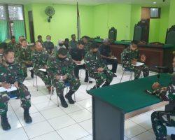 Rapat Koordinasi-Jam Komandan 8.6.2020