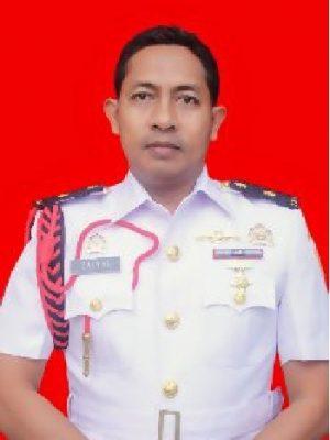 Hakim Militer Mayor Laut (KH) M. Zainal Abidin, S.H.